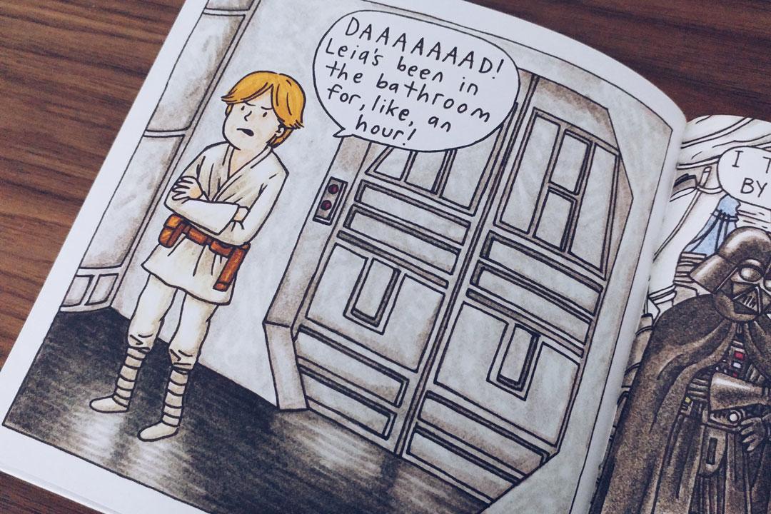 01-jeffrey-brown-star-wars-vader-little-princess-darth-vader-and-son-good-night-goodnight-darth-vader-livros-que-amamos-ilustracao-inspiracao-um-cafe-pra-dois
