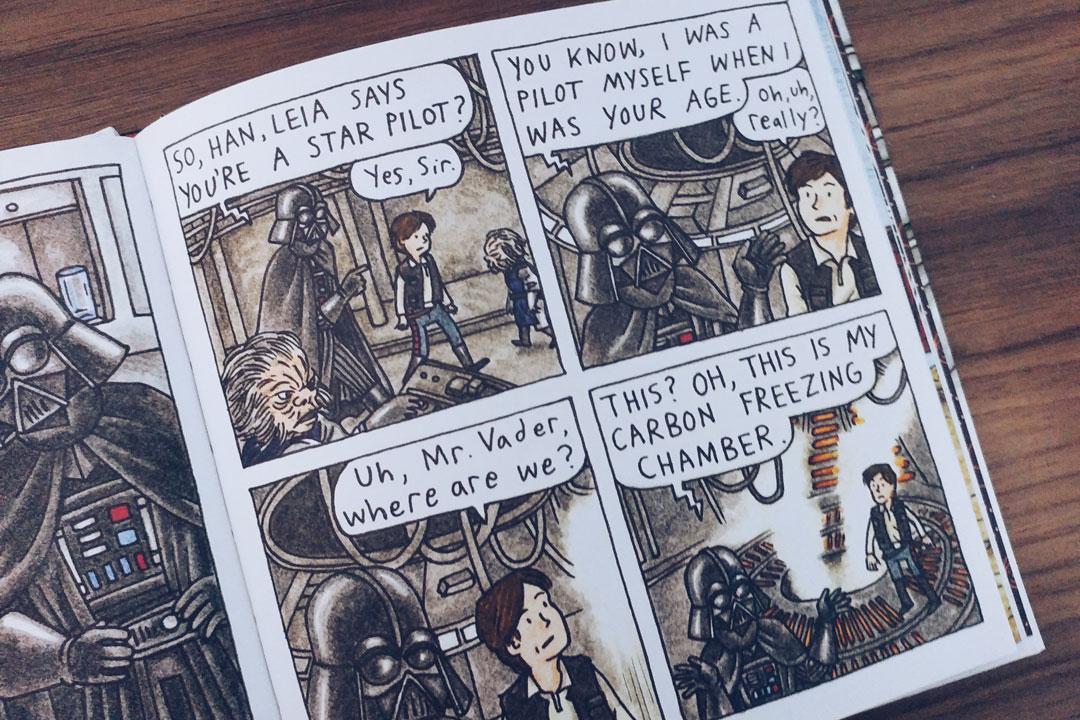 10-jeffrey-brown-star-wars-vader-little-princess-darth-vader-and-son-good-night-goodnight-darth-vader-livros-que-amamos-ilustracao-inspiracao-um-cafe-pra-dois